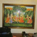 Krishna room