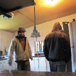 2º Cocina con ventana a churrasca y al salon principal.