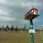 Fancy Shmancy Birdhouses