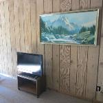 big tv!