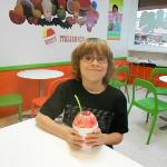 We love our customers! We love our fans! Mike's Italian Ice Loves YOU!