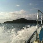 Short scenic boat ride