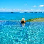 Hei Matua - pool with a view
