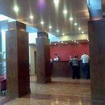 Lobby Hotel Albatros ©GJT 2012