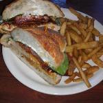 Hickory Chicken Sandwich