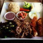 Local Hawaiian Plate