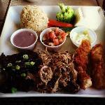 Local Hawaiian Plate
