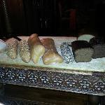 Choix de pain