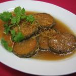 姜丝香余 Ginger vegetarian Fish