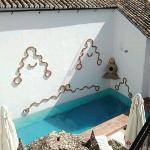 """Blick vom """"privaten"""" Balkon"""