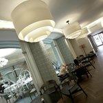 Architect Bønnelycke designed the café in 2006.
