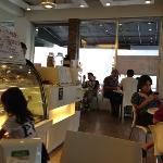 Clean & inviting Aruma Cafe