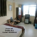 Room 502 Double bed 480,000vnd