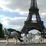 Photo de Experience Paris - Private Horse and Carriage Rides