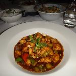 Chicken and Cashew with bell pepper