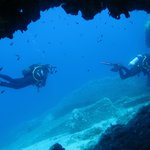 Diving in Tinos