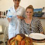 Couscous a Rabat