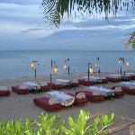 Beach / Restaurant