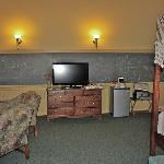 First floor school house suite