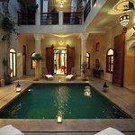 patio piscina