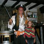 22 sept.2012 soir de la Fête des Pirates..!!!