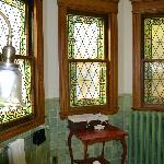 Bathroom of maris Suite