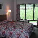 A room in the inn