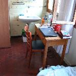 Habitación doble / baño compartido