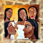 Las chicas de lLa Habana de Linda Caparo