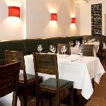 L&I Bar Restaurant München Innenansicht2