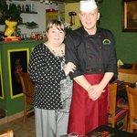 La Patronne et son Cuisinier Tamara & Dimitri