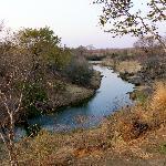 Landscape around Elephant Camp