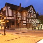 old tudor house close by