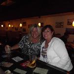 The Girls enjoying Happy Hour