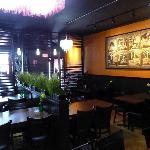 Ban Chok Dee Main Dining Room 2