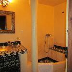 Suite Baldaquin, salle de bain