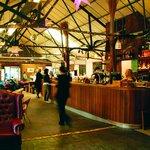Bocabar's main bar!