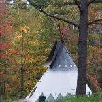 Tee Pee for camping