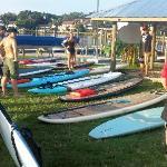 Foto di Urban Kai Stand-Up Paddleboarding