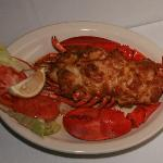 Whole Stuffed Lobster