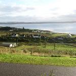 Overlooking Loch Ewe from Bruach Ard