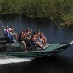 Florida Cracker Airboat Rides & Guide Service