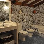 baño piso superior