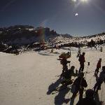 Val Gardena snow park
