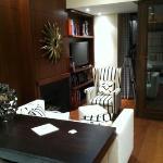 Strozzi room - living