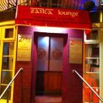 entrance to Zaika