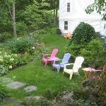 Maine Stay Inn Gardens