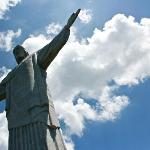 Christ the redeemer - not far at all