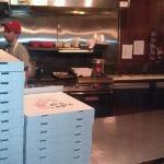 Authentic pizzaria