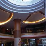 Large lobby